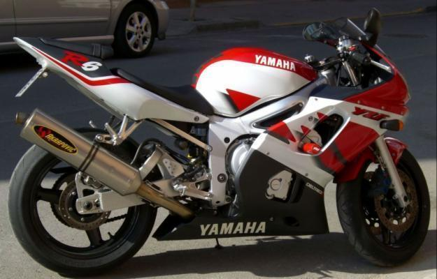 VENDO YAMAHA R6
