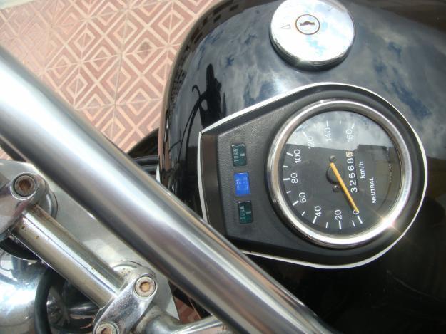 cambio custom por moto antigua
