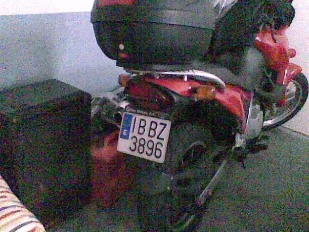 moto bmw f 650 st