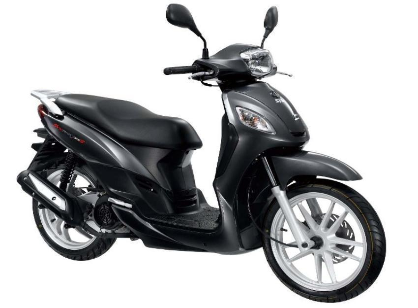 Alquila  tu moto con opción de compra desde 119€/mes