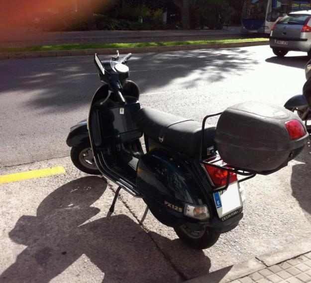 Vendo Moto Vespa / http://vendovespa.wordpress.com/