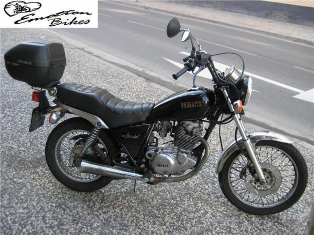 yamaha special sr250cc classic