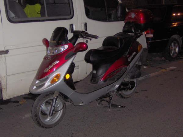 Scooter KYMCO dink 50