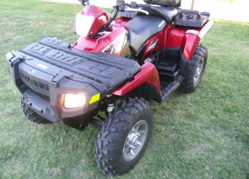 2008 Polaris 800 Touring