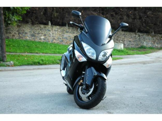 2008 Yamaha Negro TMAX 500
