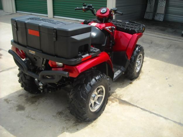 2008 Polaris Sportsman 800 EFI 4wd Quad