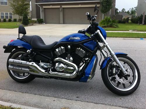 2007 Harley-Davidson VRSC VRSCD