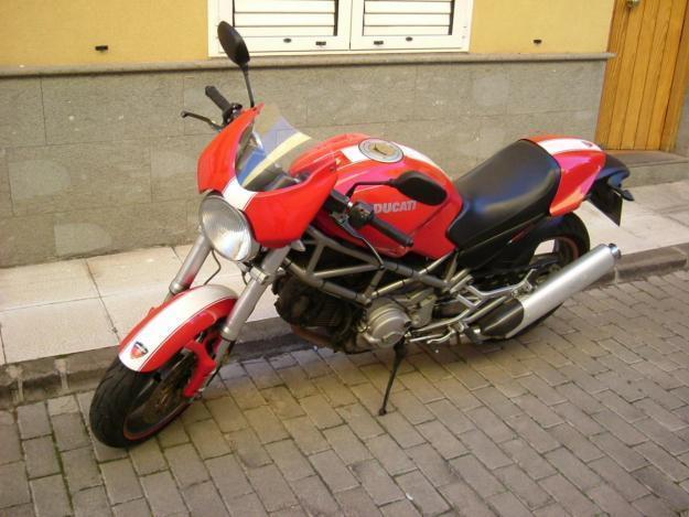 DUCATI MONSTER 620 IE (2.003)