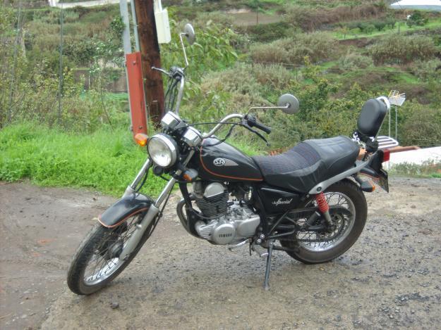 Vendo yamaha 250 SR Especial