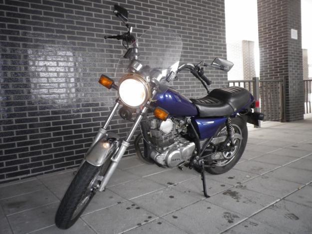 Se vende Yamaha SR 250 Special