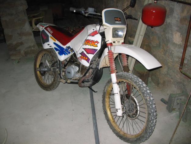 Ciclomotor rieju drac