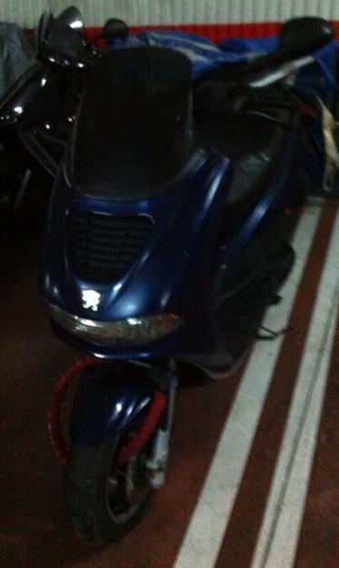 Vendo Peugeot Elyseo 100cc