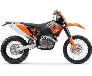 KTM EXC 450 F ( PROMOCION )