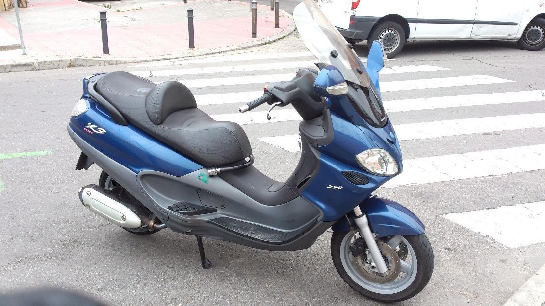 Piaggio x9 evolucion 250cc . del 2007