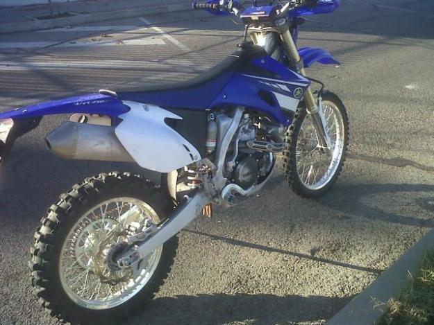 Yamaha WR 450 Enduro