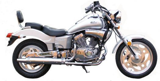 Custom 250c.c.  Ganga