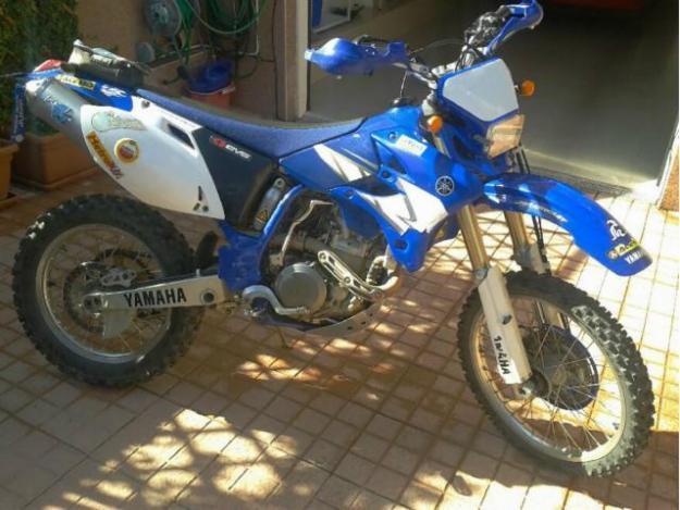 Yamaha WR 450 76 CV