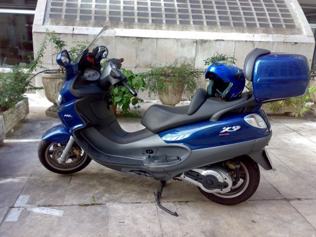 Piaggio X9 evolution 500 SL