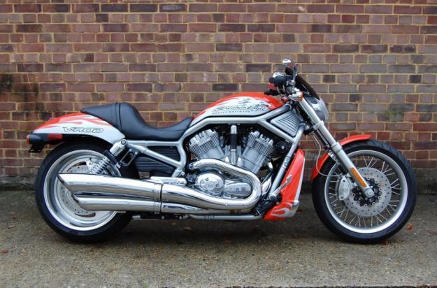 Harley Davidson V Rod Screamin Eagle Ltd. 2007