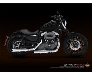 HARLEY DAVIDSON XL1200N NIGHTSTER