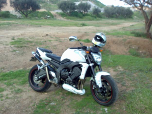 Vendo moto seminueva por no usar