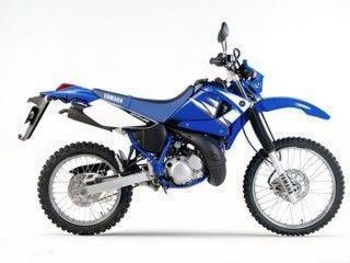 Vendo Yamaha DT 125 R Azul