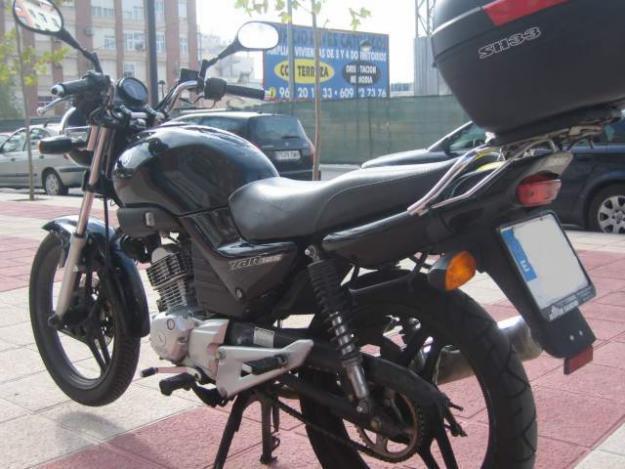 Moto Yamaha Ybr  Año 2005