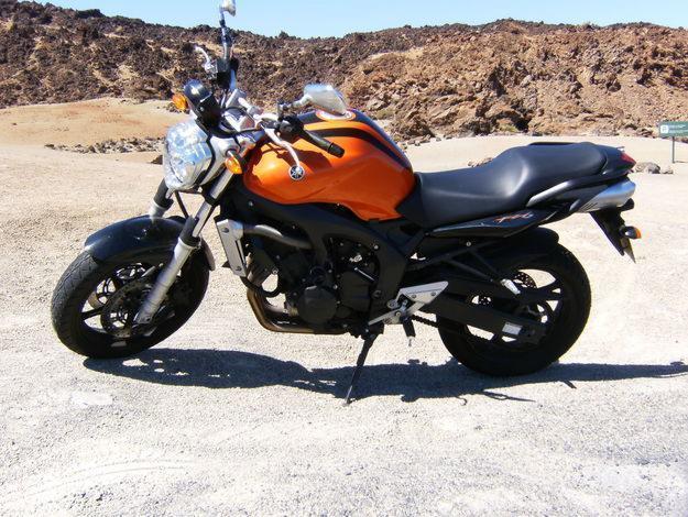 Vendo Yamaha FZ6 n