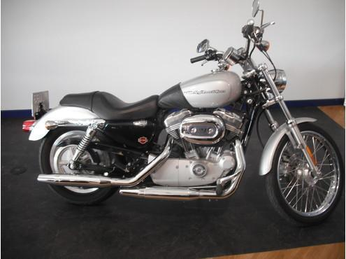 Harley Davidson Sportster Custom: oportunidad