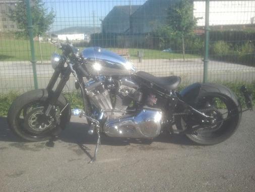 Harley Davidson EVO Racer