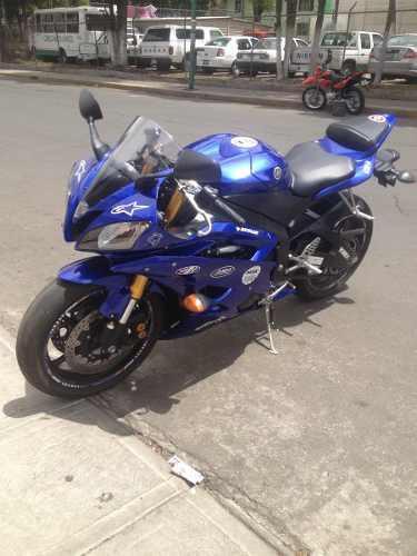 Yamaha R6r No Honda Cbr 600 Suzuki Gsx 1000 Ninja Deportiva