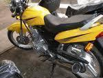 azel street bike 125