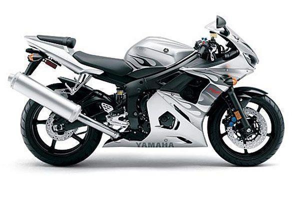 Yamaha YZF-R6 2006 ¡Nuevo!