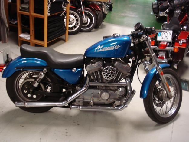 Harley Davidson XL Sporster 883