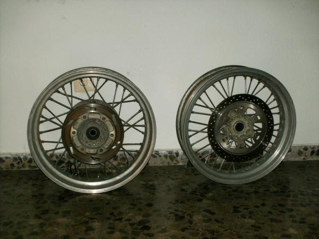 ruedas supermotard yamaha xt , tt 600