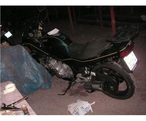 Yamaha Diversion 600 por piezas