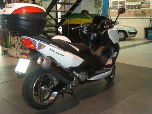 2010 yamaha tmax 500 blanco