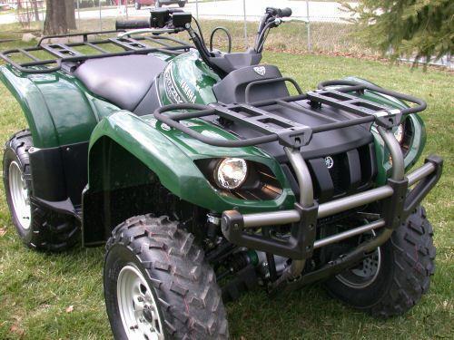 Yamaha Grizzly 660 quad