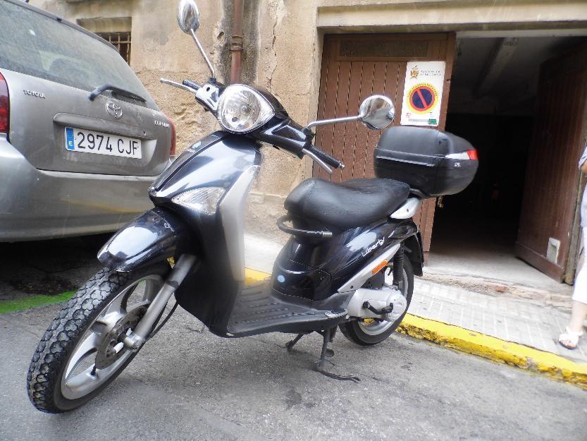 Ciclomotor Piaggio Liberty