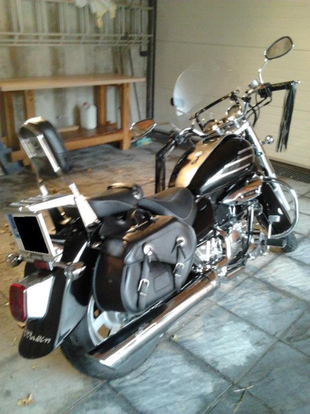 Hyosung Aquila Gv 125 cc Negra