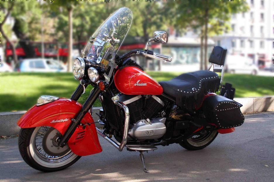 Kawasaki Indian Drifter 800 ejemplar único!