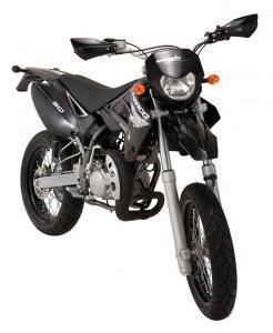 Sherco sherco supermotar 50cc black panter