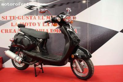 Mtr mtr gomera 125 cc