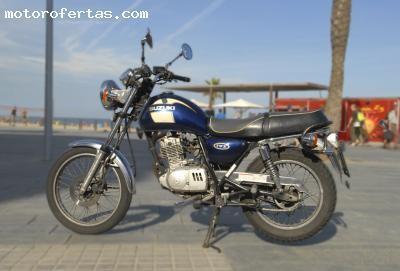 Suzuki Moto suzuki TU-x 125 1200€ ocasión