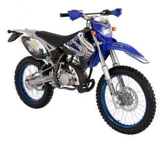 Sherco sherco champion france enduro 50cc azul