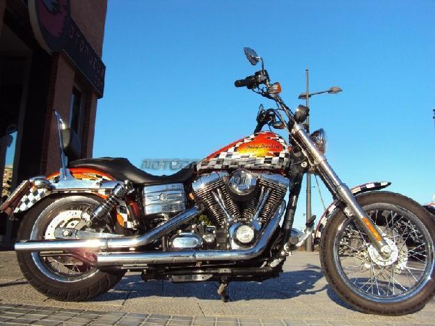 Harley Davidson DYNA LOW RIDER 1584cc.