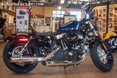 Suzuki 2012 Harley Davidson Sportster XL 1200 X Forty-Eight