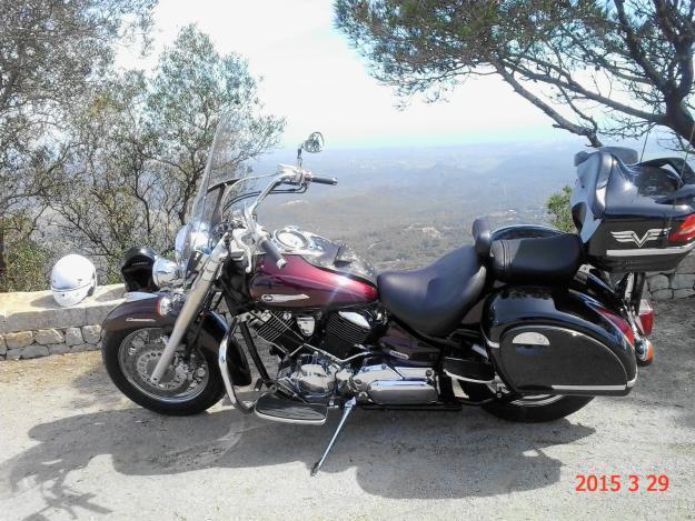 Vendo moto Yamaha Dragstar Clasic VX 1100