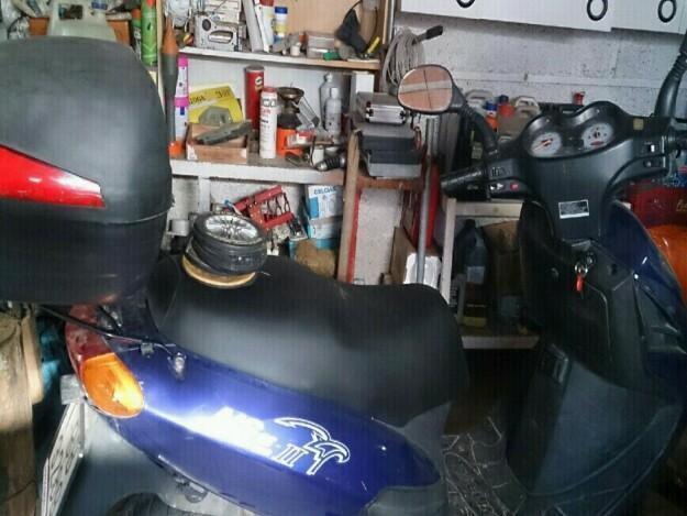 Moto 125 darling