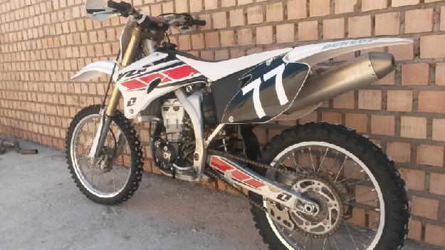 Yamaha Se vende Moto de cross